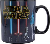 Star Wars - Lightsaber XL Warmte beker