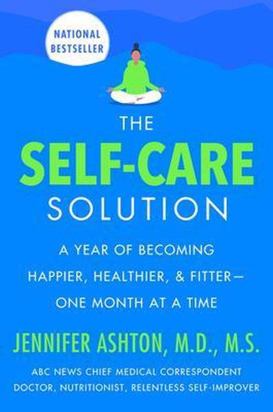 Boek cover The Self-Care Solution van Jennifer Ashton (Paperback)