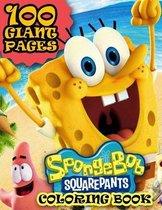 SpongeBob SquarePants Coloring Book