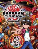 Bakugan Coloring Book