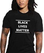 Sol's Black Lives Matter |  I Can't Breathe  | Stop Racisme |  BLM Movement | George Floyd | Dames T-shirt XXL