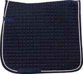 Epplejeck Zadeldek  Plain - Dark Blue - dressuur Full