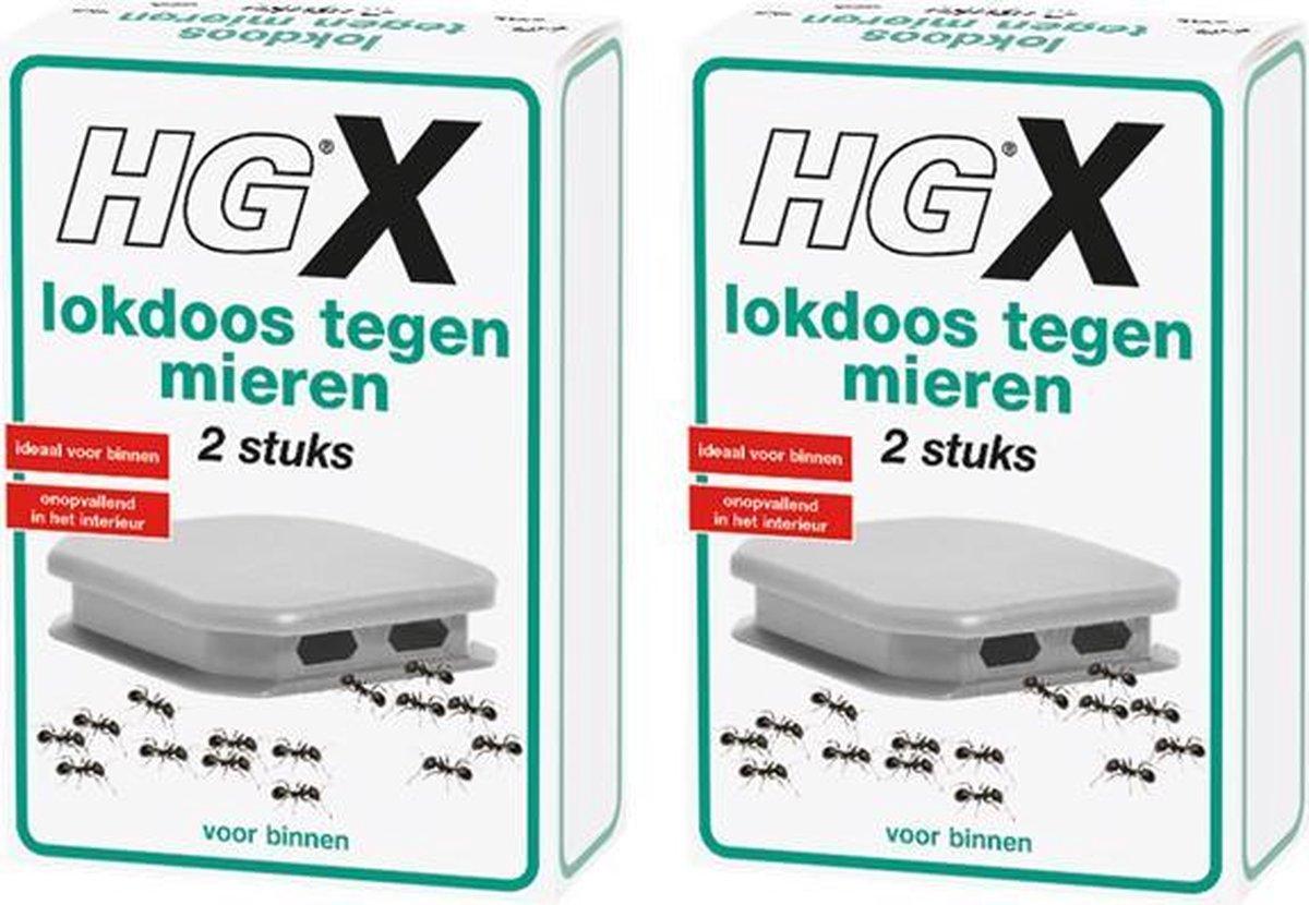 HG X Mierenlokdoos speciaal voor binnen gebruik - 2 Stuks !