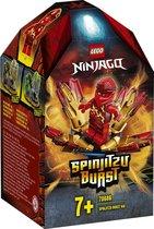 LEGO NINJAGO Spinjitzu Burst Kai - 70686