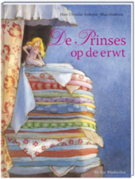 De prinses op de erwt - H.C. Andersen | Readingchampions.org.uk