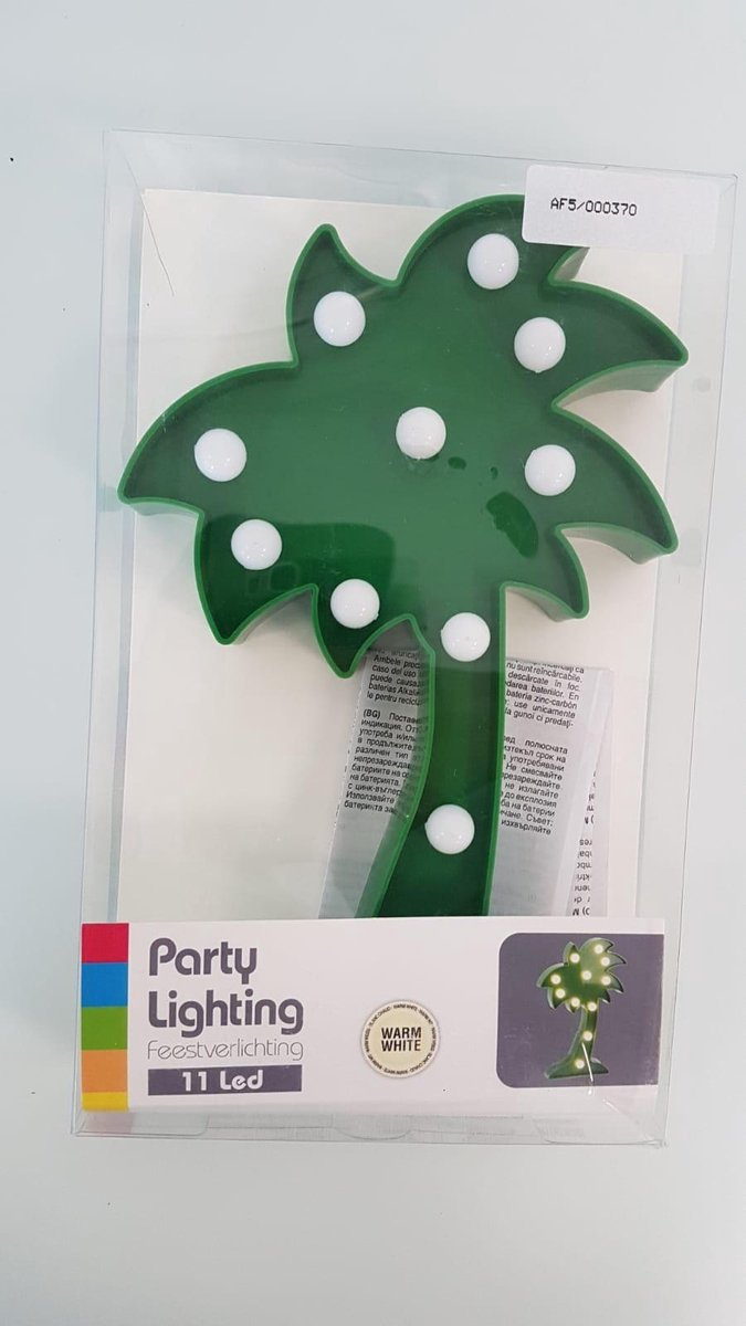 Feestverlichting - Palmboom - LED kopen