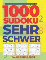 1000 Sudoku Sehr Schwer