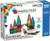 Magna-Tiles® Clear Colors 100