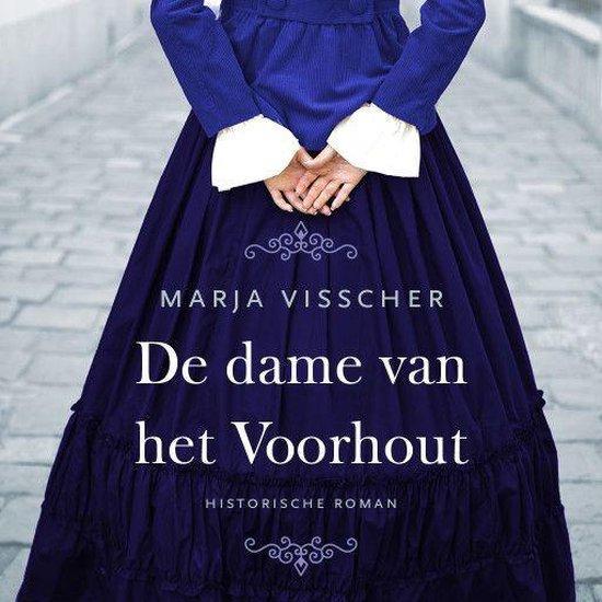 De dame van het Voorhout - Marja Visscher   Readingchampions.org.uk