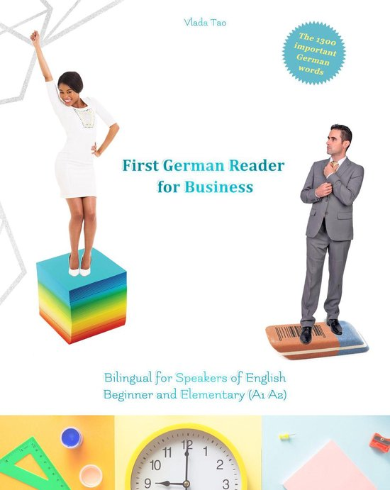 First German Reader for Business