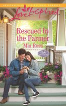 Rescued By The Farmer (Mills & Boon Love Inspired) (Oaks Crossing, Book 2)