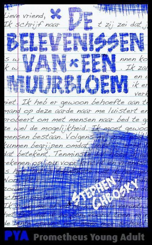 De belevenissen van een muurbloem - Stephen Chbosky | Readingchampions.org.uk