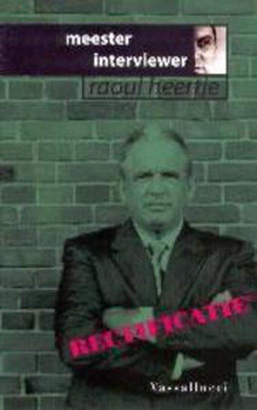 Meester Interviewer - Raoul Heertje  
