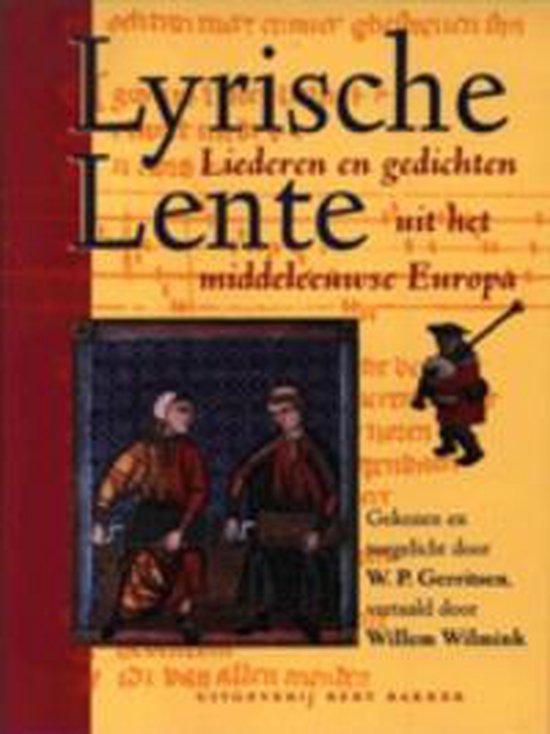 Lyrische Lente - W.P. Gerritsen |