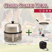 Cobb Premier Combi Deal - Bakplaat - Briket