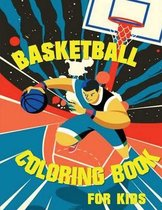 Basketball Coloring Book