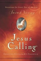Jesus Calling, Padded Hardcover, with Scripture references