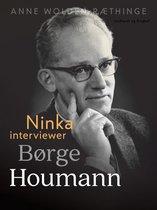 Ninka interviewer Børge Houmann