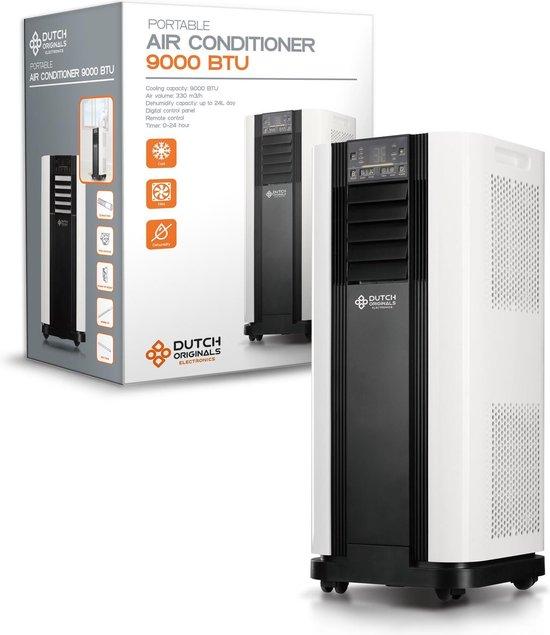 Mobiele Airconditioner 9000 BTU