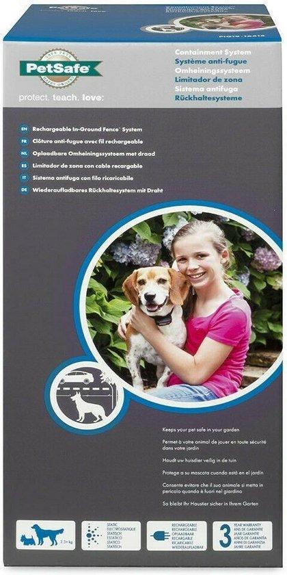 PetSafe - Oplaadbaar omheiningssysteem met draad