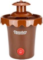 Draadloze chocoladefontein