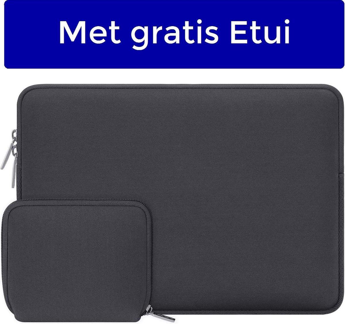Laptop Sleeve 14 inch (Laptophoes) Grijs van ZEDAR® kopen