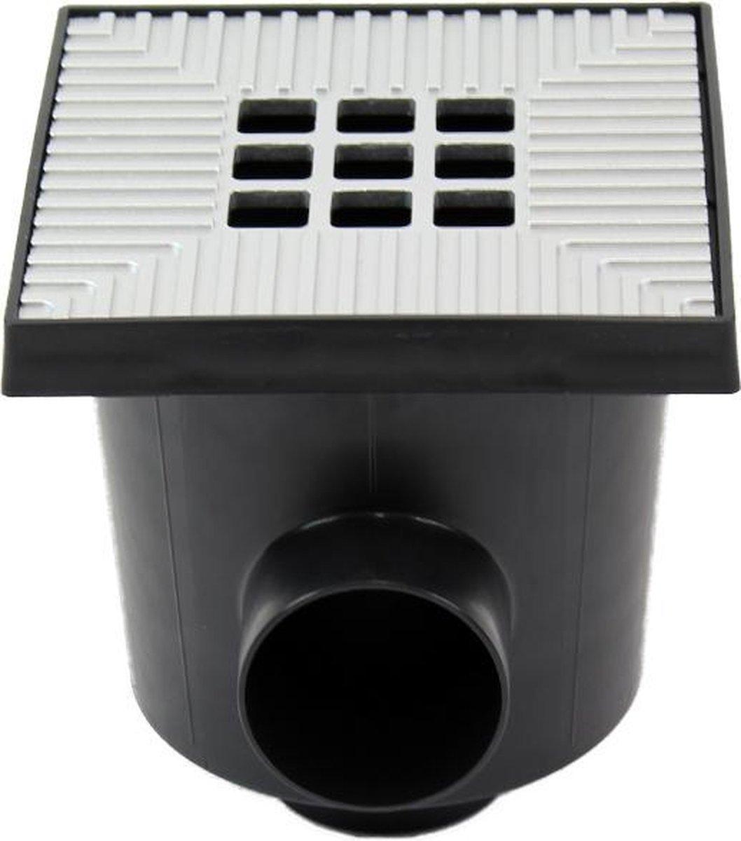 Ultra drain afvoerput 20x20x21 cm