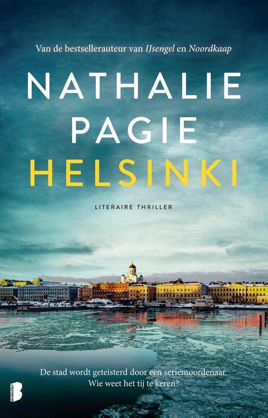 Boek cover Helsinki van Nathalie Pagie (Onbekend)
