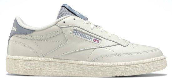 Reebok Sneakers - Maat 40.5 - Mannen - wit/ grijs