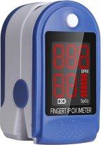 Saturatiemeter - Hartslagmeter - Oximeter - Zuurstofmeter - Saturatiemeter zuurstofmeter vinger - Pulse oximeter