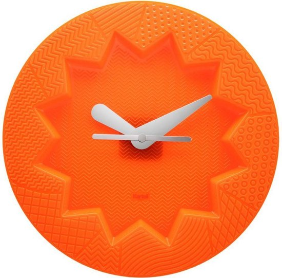 KARTEL - Crystal Palace klok - oranje