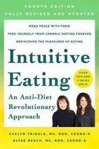 Boek cover Intuitive Eating, 4th Edition van Evelyn Tribole (Paperback)