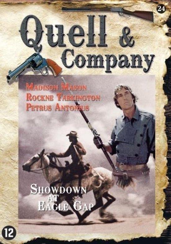 Cover van de film 'Quell & Company: Showdown At Eagle Gap'