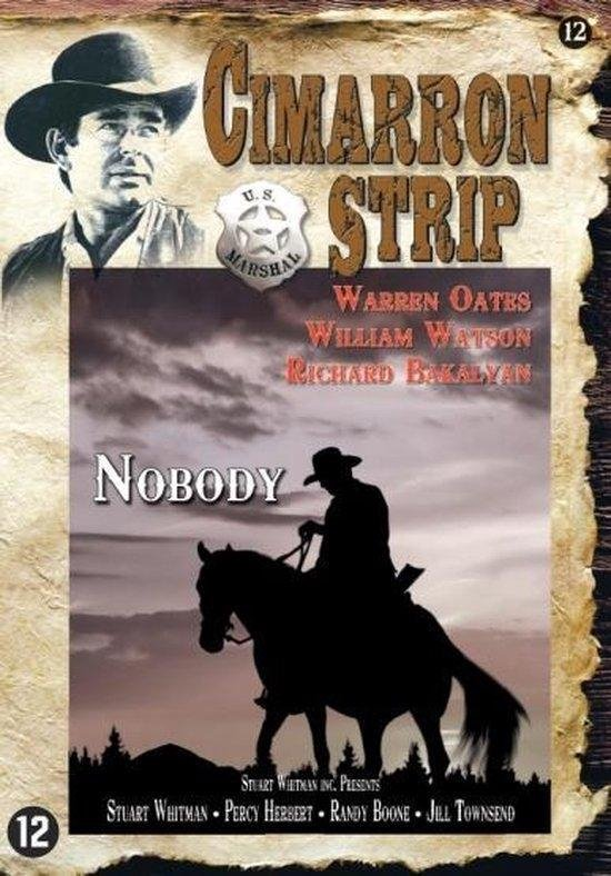 Cover van de film 'Cimarron Strip - Nobody'