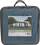 Tenttapijt PVC   Op maat te knippen 230 x 230 cm   Blauw   Kamperen / camping