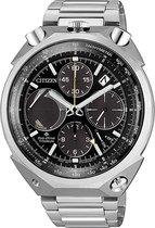 CITIZEN - AV0080-88E Horloge - Mannen - Zilverkleurig- Titanium  - Ø 43 mm