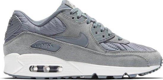 Wmns Nike Air Max 90 Premium (Cool Grey) - Maat 37.5