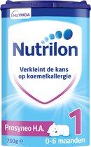 Nutrilon Prosyneo H.A. 1 - Flesvoeding vanaf geboorte - 750 gram
