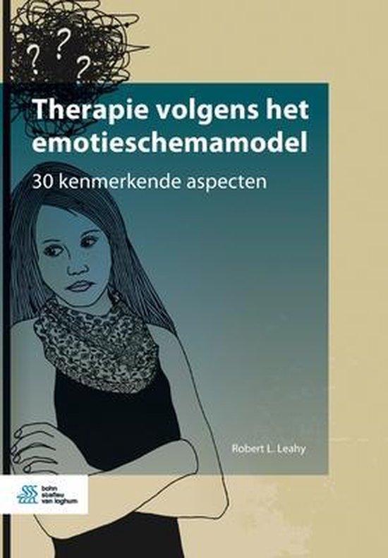 Therapie volgens het emotieschemamodel - Robert L. Leahy |
