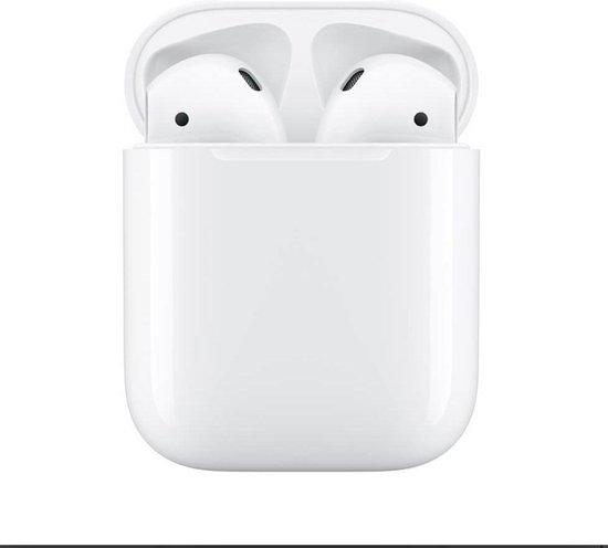 Apple AirPods 2 - Niet draadloze oplaadcase - Wit