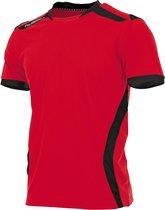 hummel Club Shirt k.m. Sportshirt - Rood - Maat S