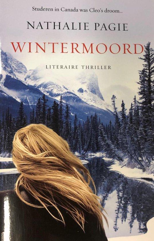 Boek cover Wintermoord van Nathalie Pagie (Paperback)