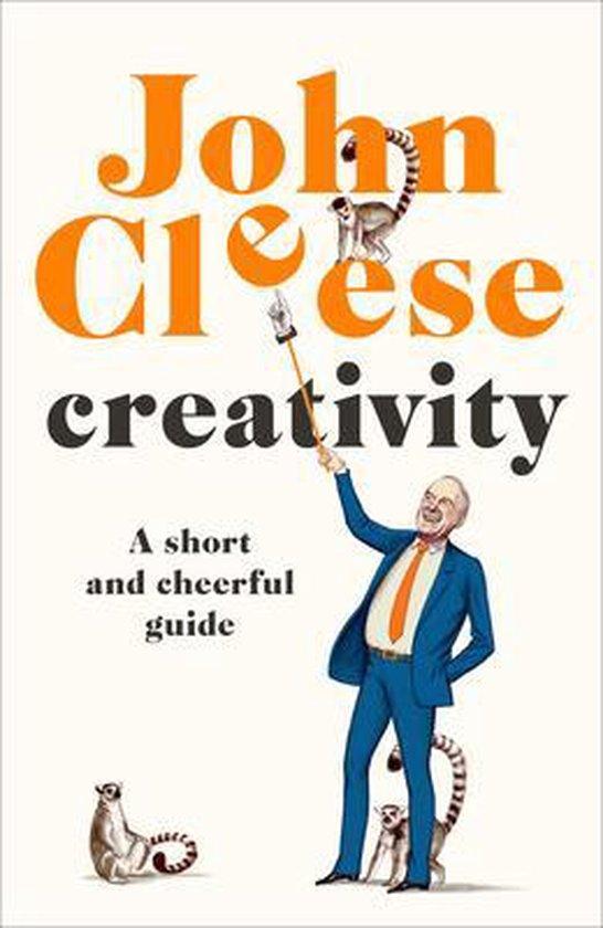 Boek cover Creativity van John Cleese (Hardcover)