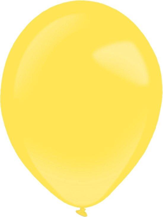 Amscan Ballonnen Standard 12 Cm Oranje Latex 100 Stuks
