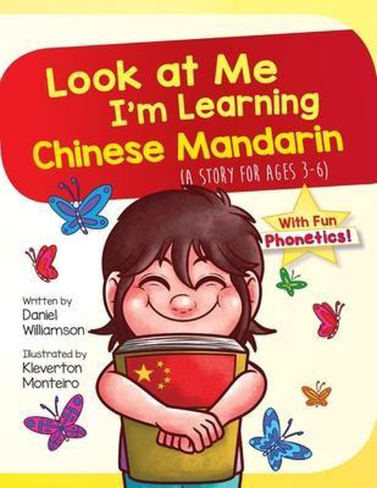 Look At Me I'm Learning Chinese Mandarin