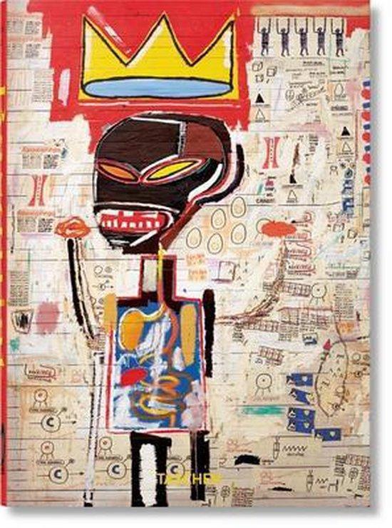 Boek cover Jean-Michel Basquiat. 40th Ed. van Eleanor Nairne (Hardcover)