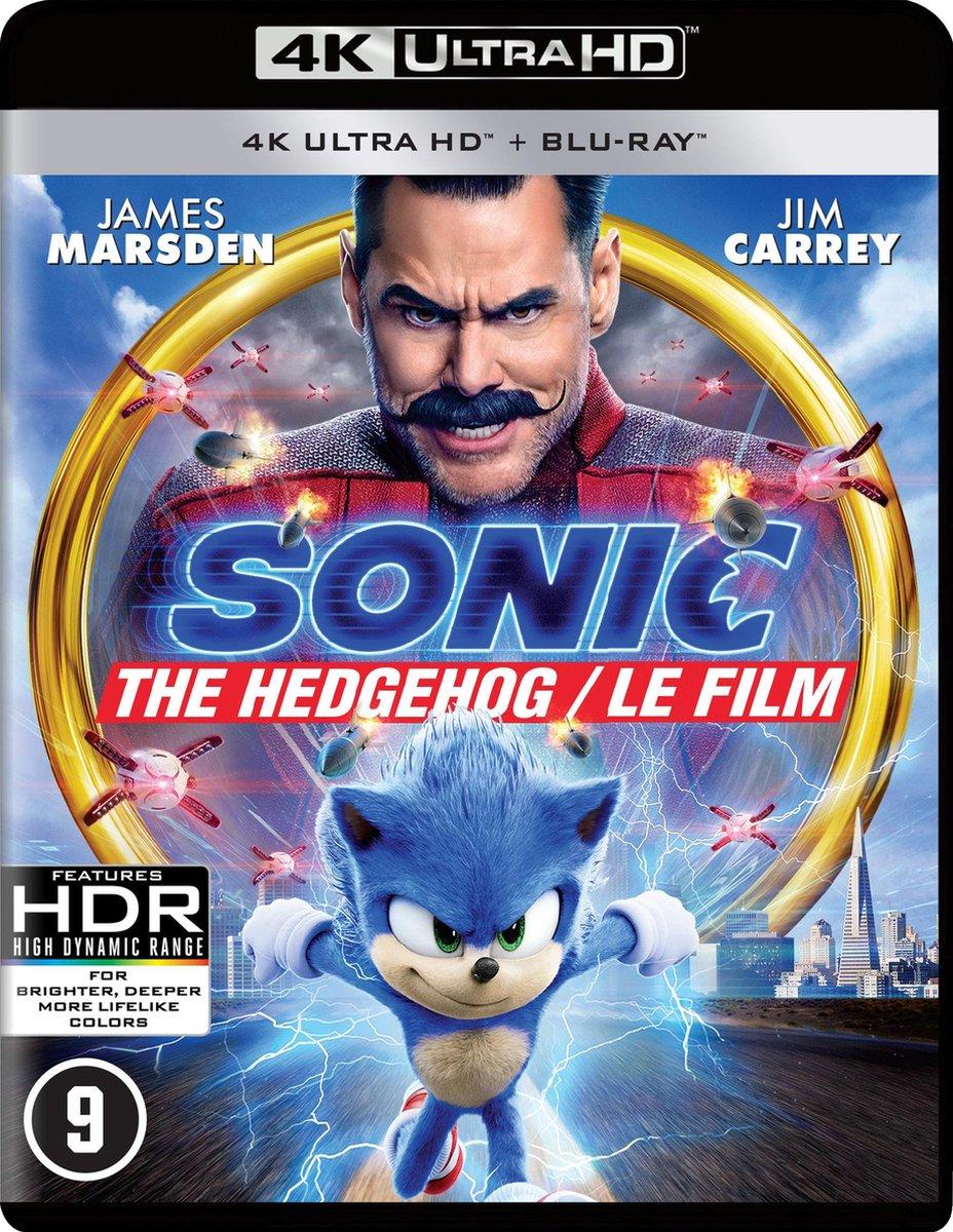 Sonic (4K Ultra HD Blu-ray)-