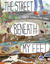 Boek cover The Street Beneath My Feet van Charlotte Guillain