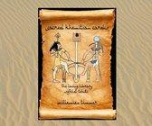 Egyptische kaartenset / Sacred Khemitian Cards