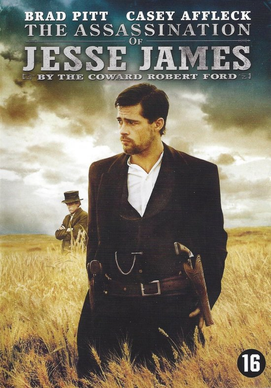 Cover van de film 'The Assassination Of Jesse James By The Coward Robert Ford'